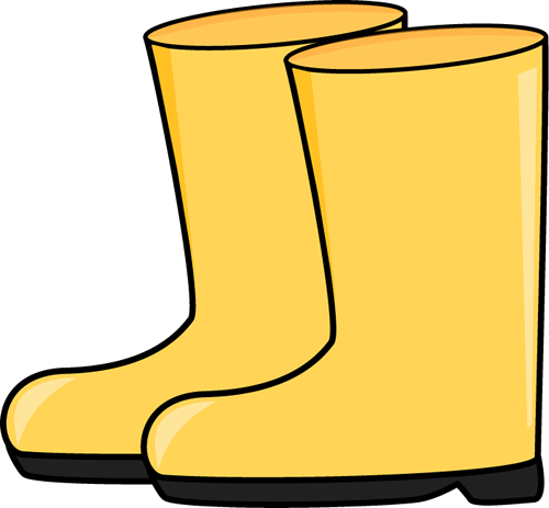 vector free library Rain boots weather clip. Boot clipart spring.