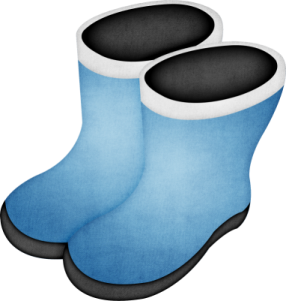 clipart black and white Boot clipart spring. Crk duckweather boots blue.