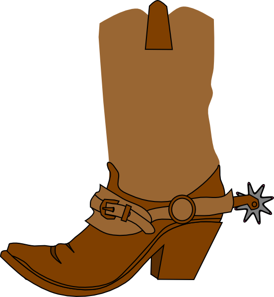 banner royalty free stock Boot clipart western boot. Free cliparts download clip