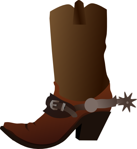 picture free download Spurs at getdrawings com. Western boots clipart