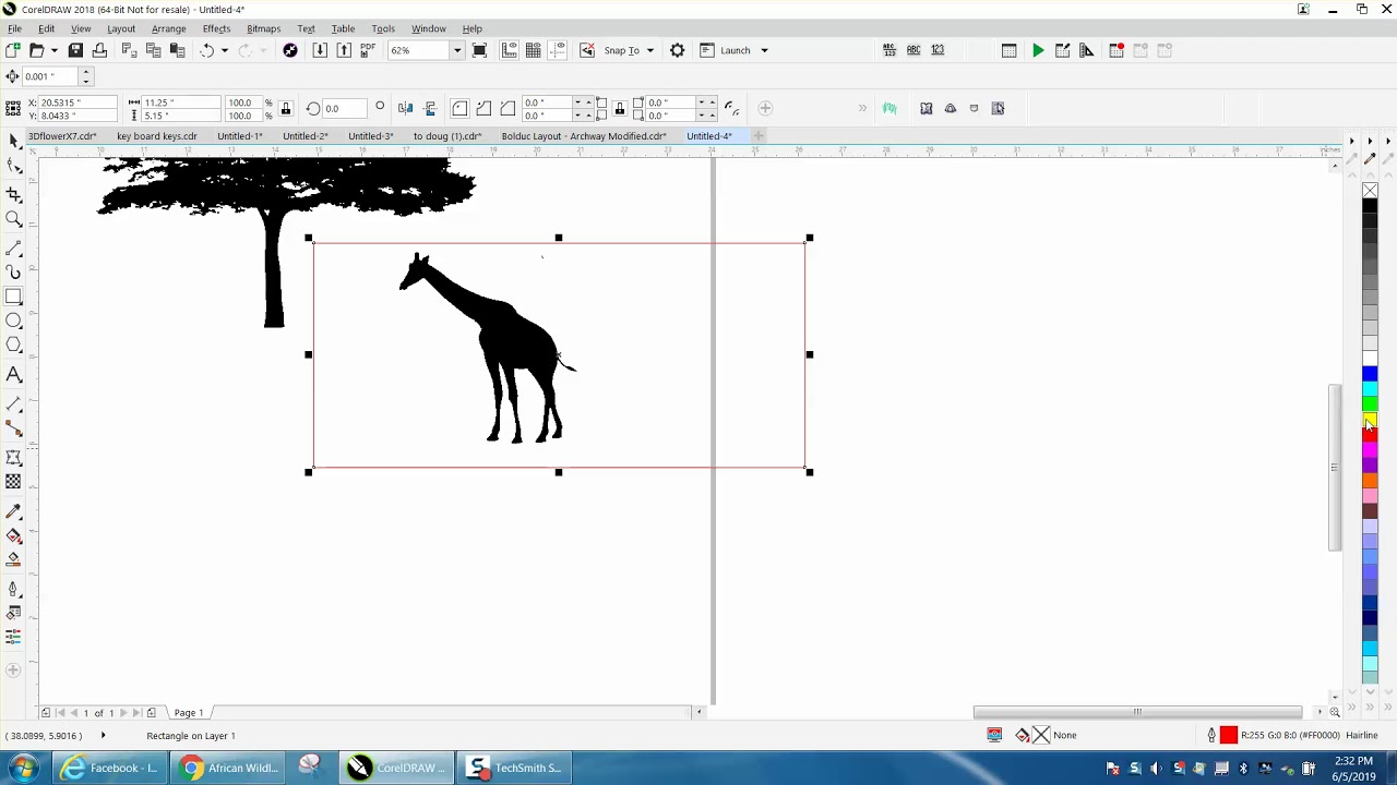 clip art free library Tips tricks trace with. Booth clipart corel draw.