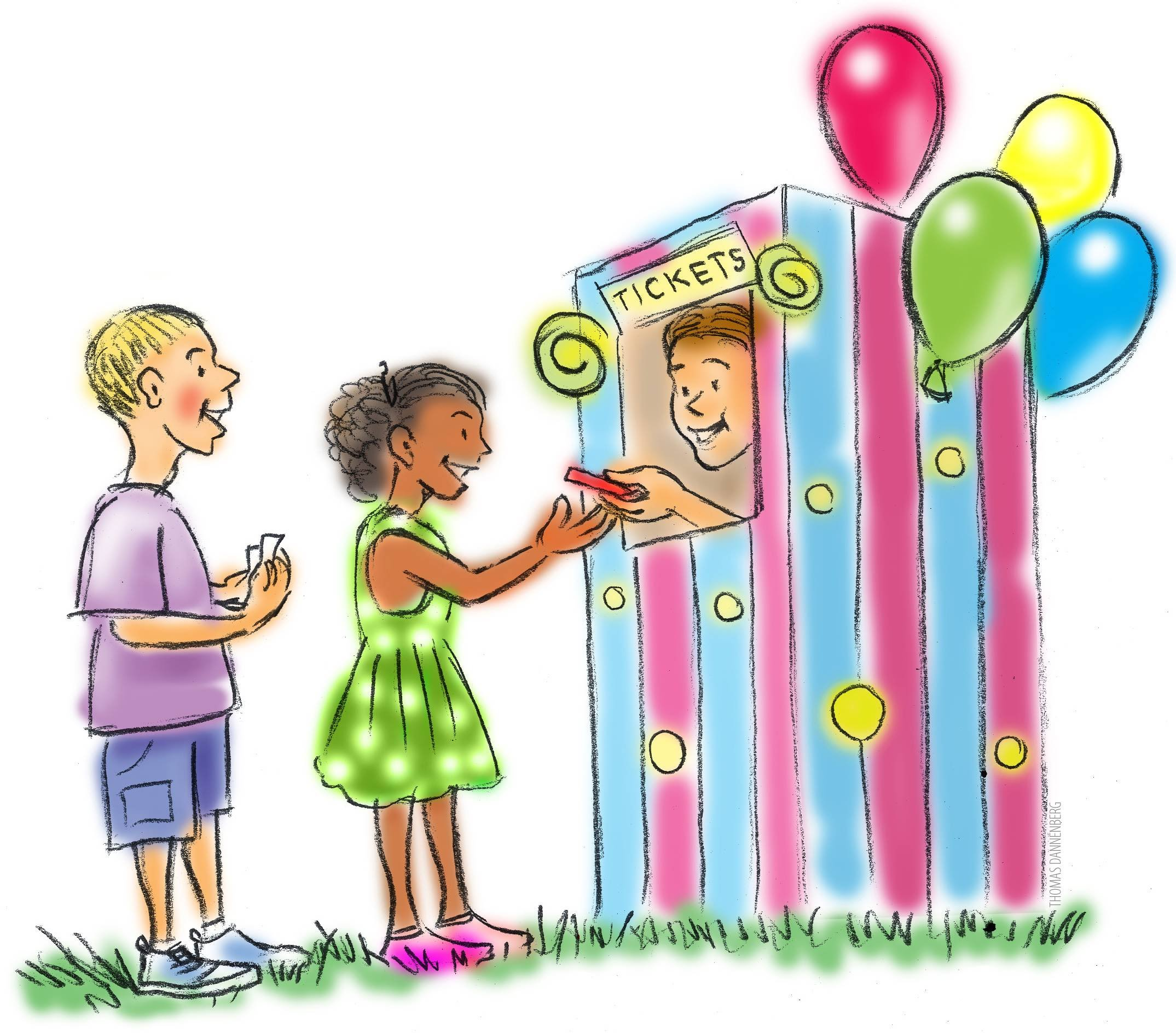 clip free download Booth clipart kids carnival games. Free pictures of download
