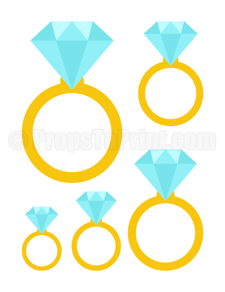 picture freeuse library Booth clipart marriage. Printable diamond ring photo
