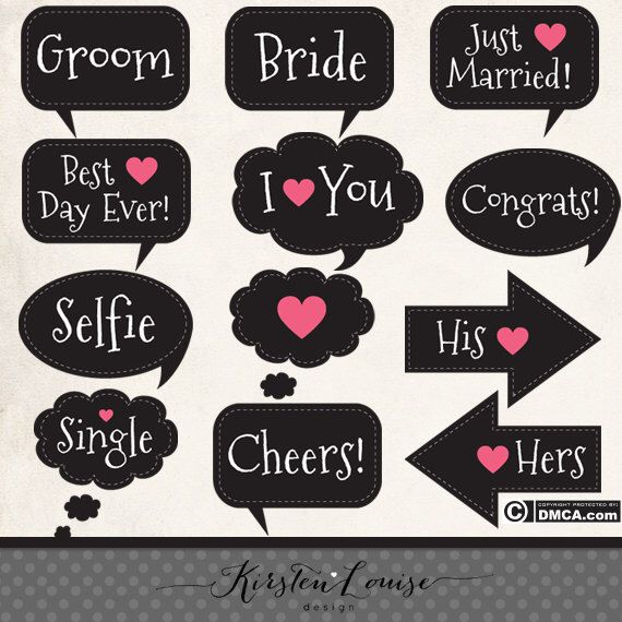 clip black and white stock Pin by dima almasri. Booth clipart marriage.