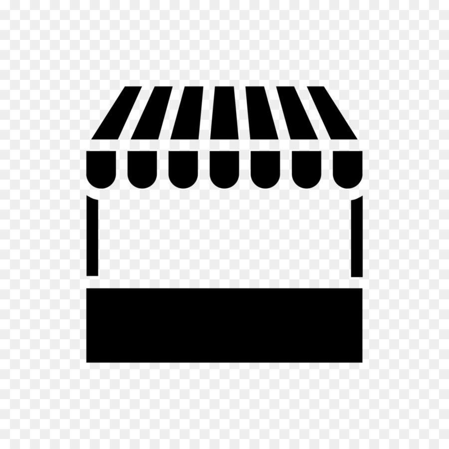 vector black and white library Booth clipart transparent. Food background rectangle square