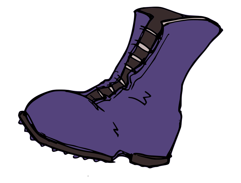 png royalty free Boot Clip Art Free