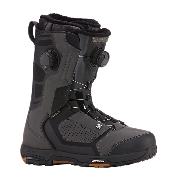 png black and white Boots clipart motorcycle boot. Insano focus ride snowboards