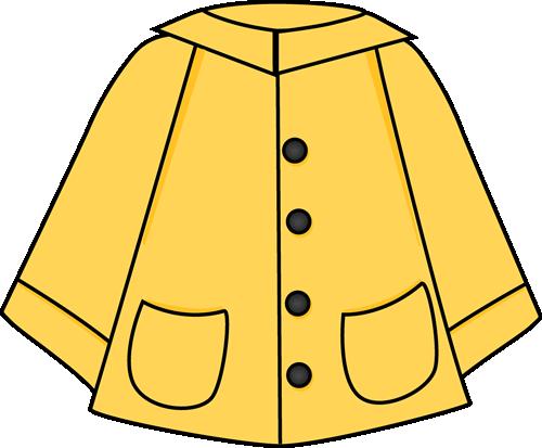 banner transparent Raincoat Clip Art