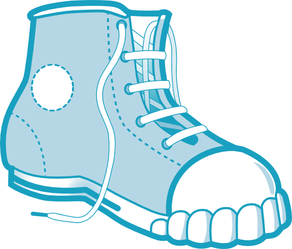 vector free download Boots clipart tennis shoe. Clothing blue boot clip.