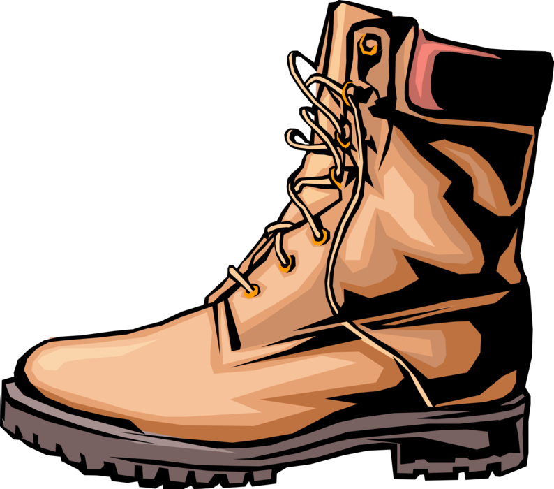 graphic freeuse library Work Boot