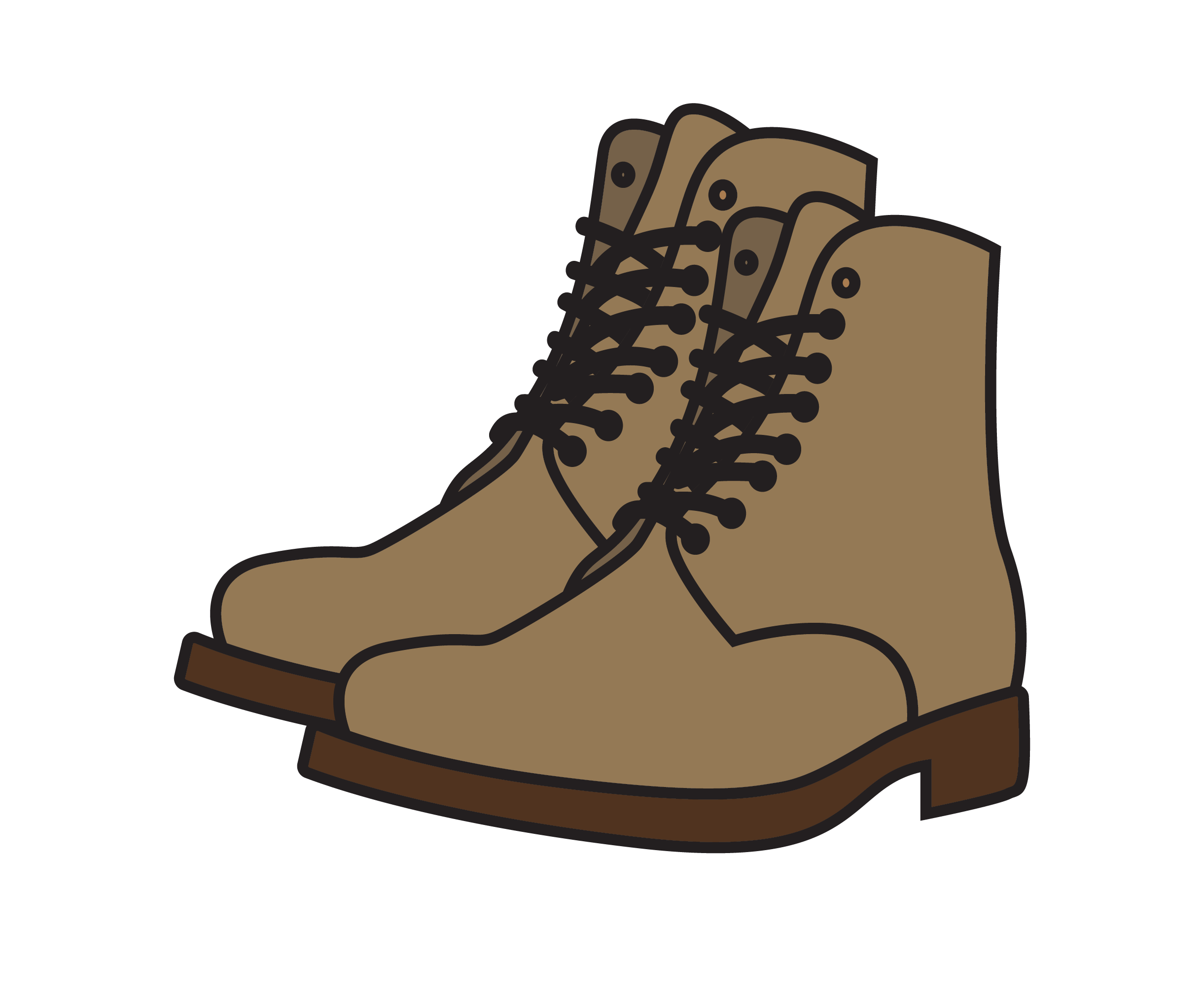 image black and white Boot Animation Drawing Shoe