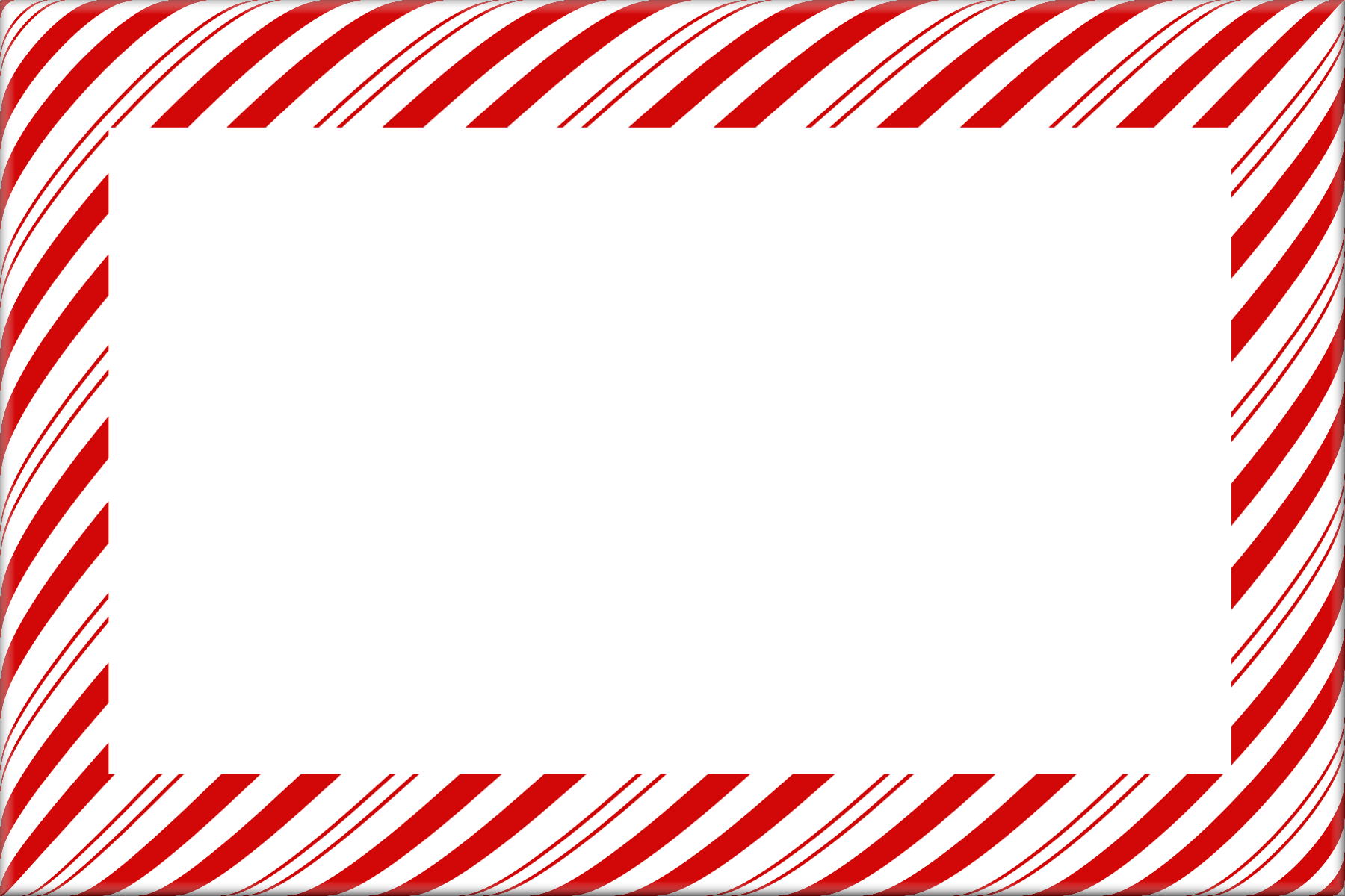 image royalty free download Candy Cane Christmas Borders and Frames