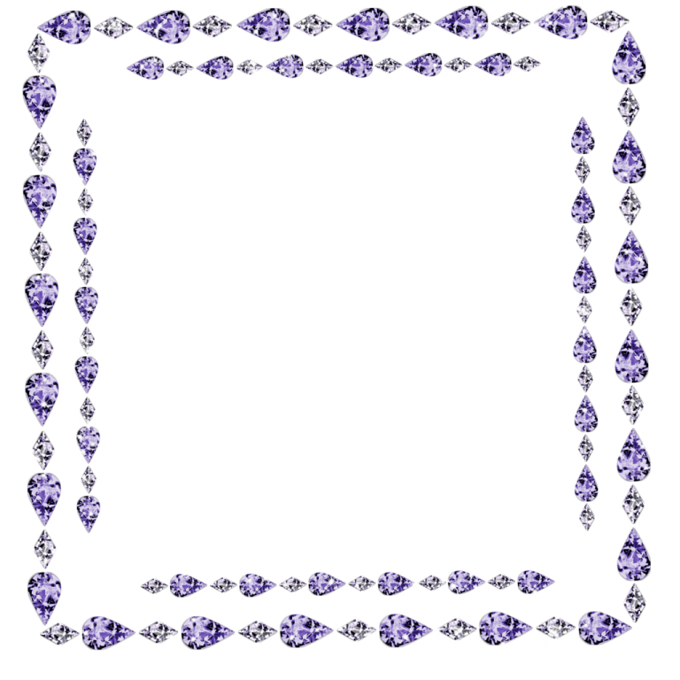 image free library Border bling clip art. Borders clipart diamond.