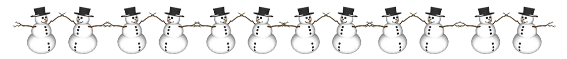 picture transparent library Snowman Clipart