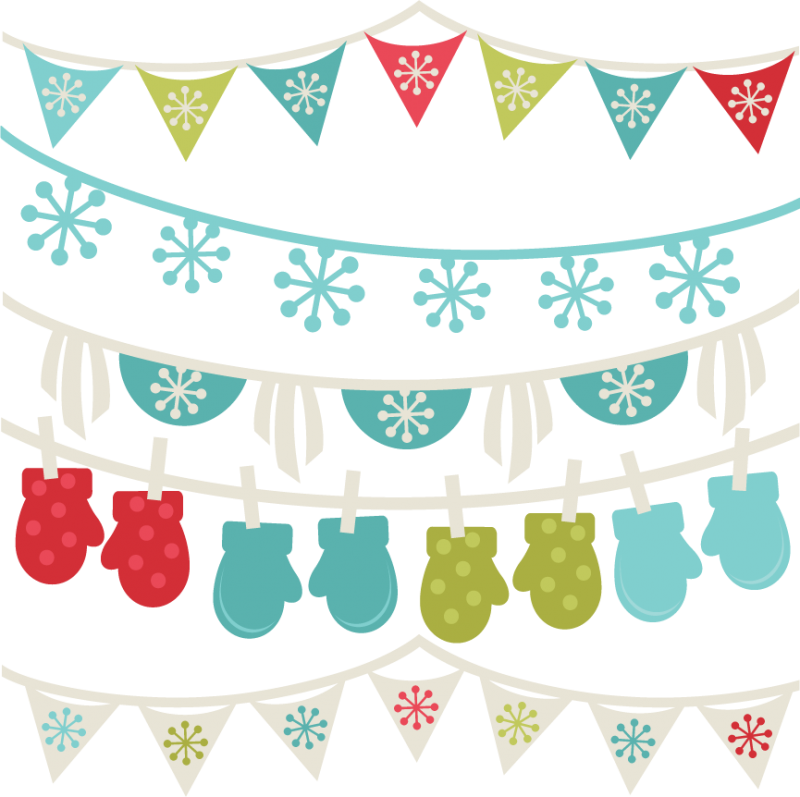 picture freeuse download Border clipart winter. Free borders banners svg