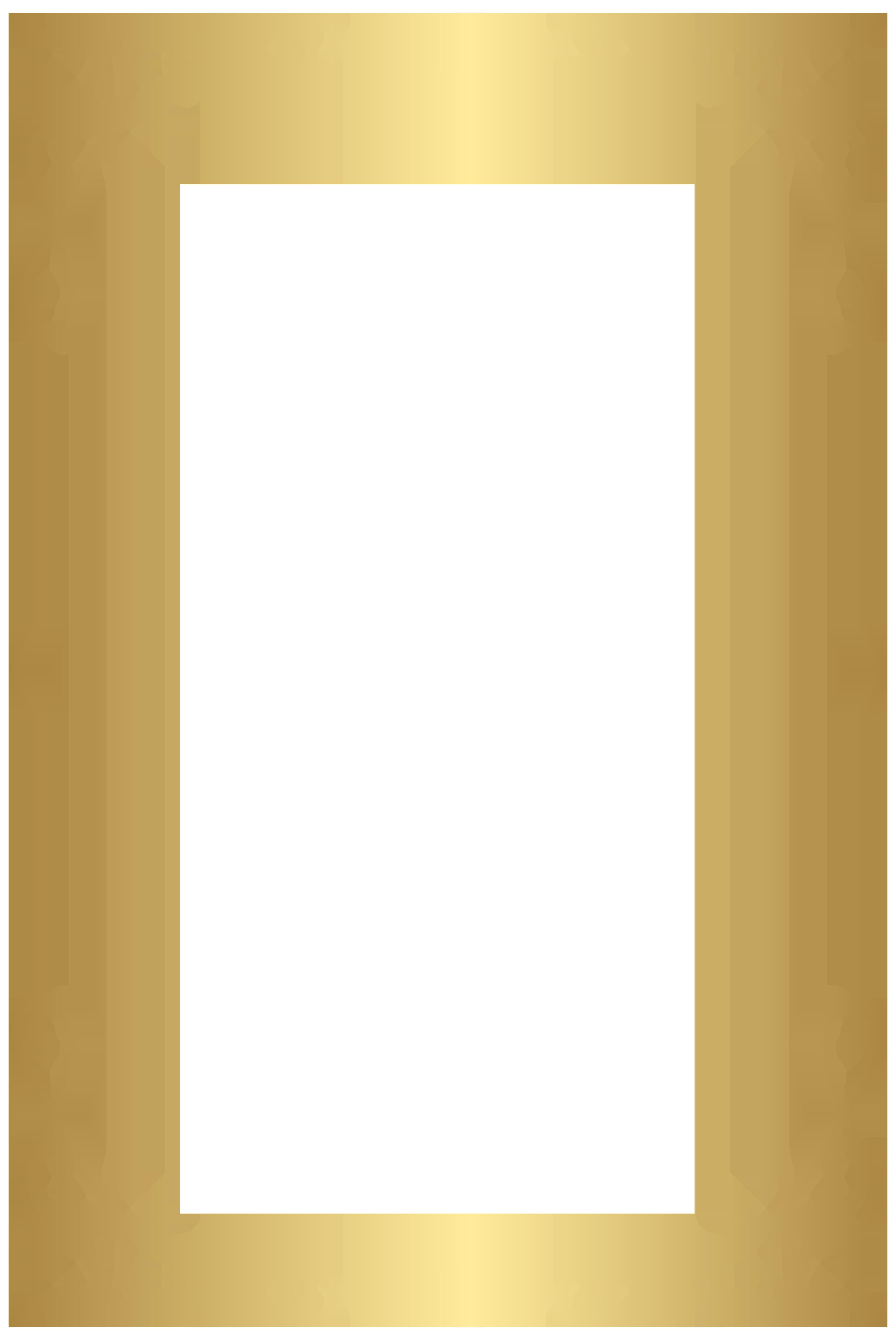 jpg freeuse download Decorative border png clip. Frame borders clipart