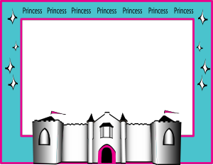 image royalty free download Borders clipart castle. Border