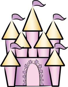 image freeuse download Borders clipart castle. .