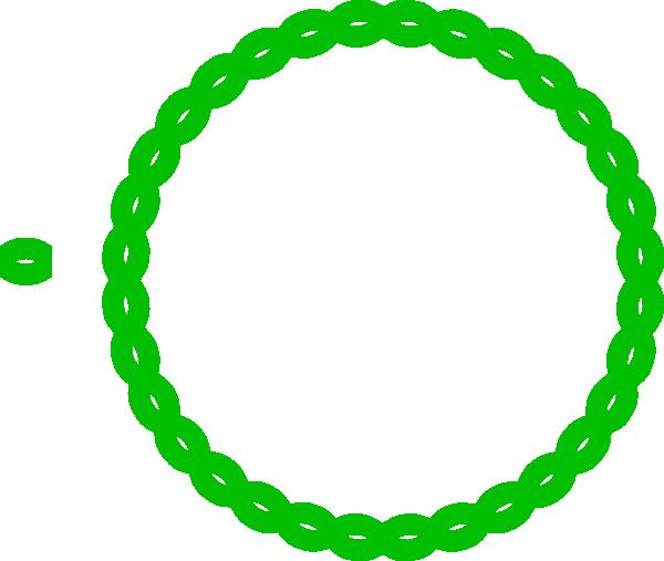 picture royalty free download Green circular border clip. Borders clipart circle