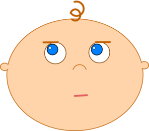 clip art free library Baby clip art at. Bored clipart