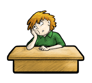 clip art download But my kids can. Bored clipart bored kid.