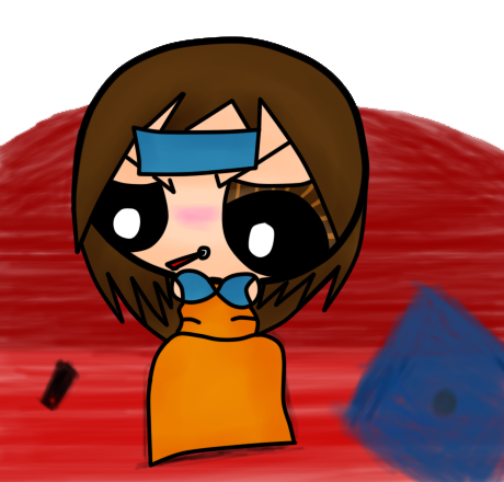 library By xxstrawberryqueenxx on deviantart. Bored clipart sick student.