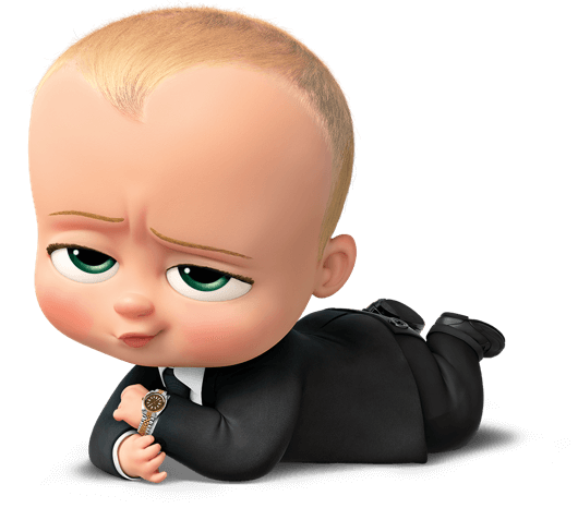 picture library Pin by sophie king. Boss clipart baby