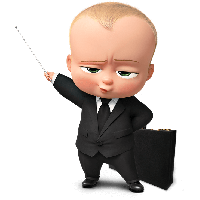 jpg transparent library Download the baby free. Boss clipart business law
