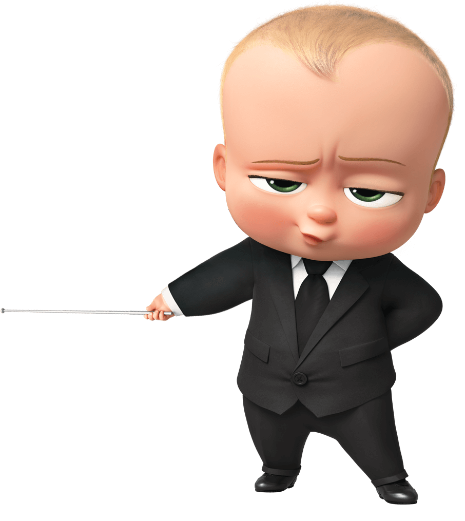 image free Boss clipart overworked. The baby png images.