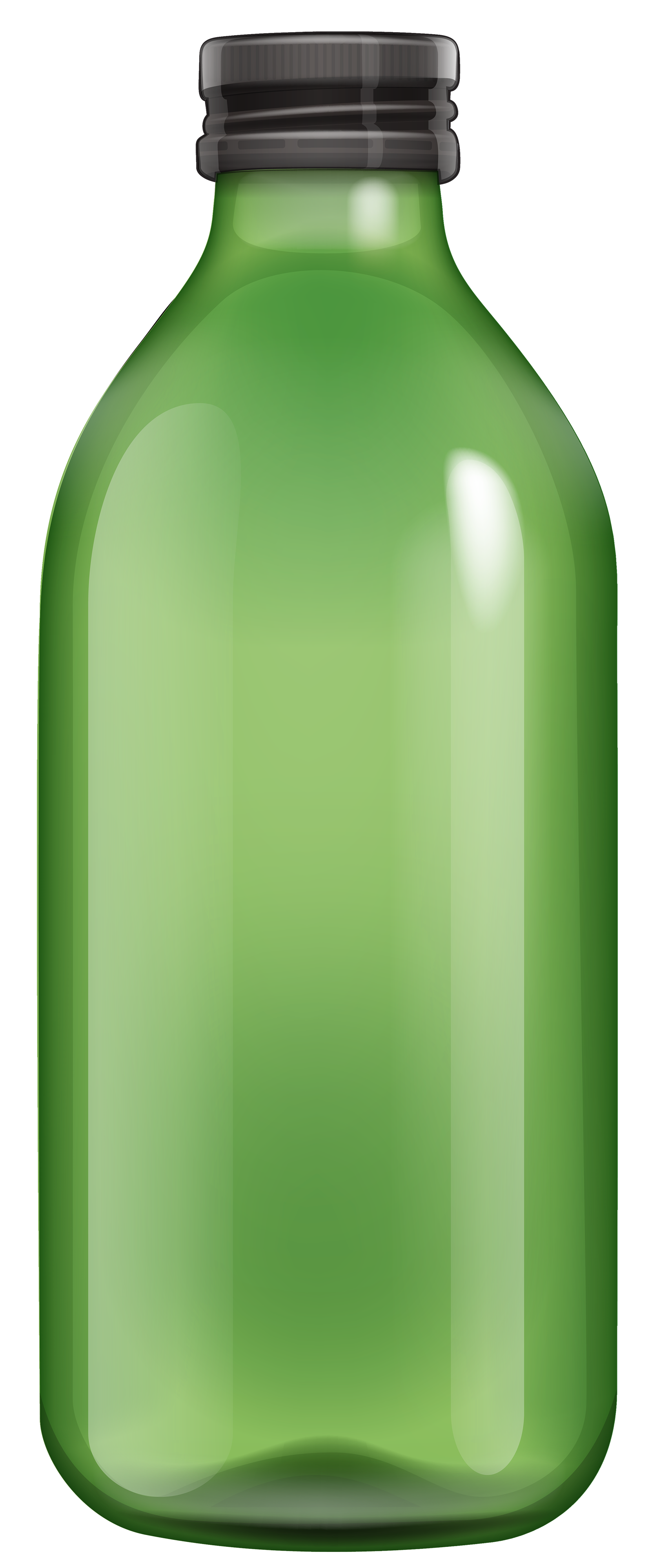 clip art transparent Green png best web. Bottle clipart.
