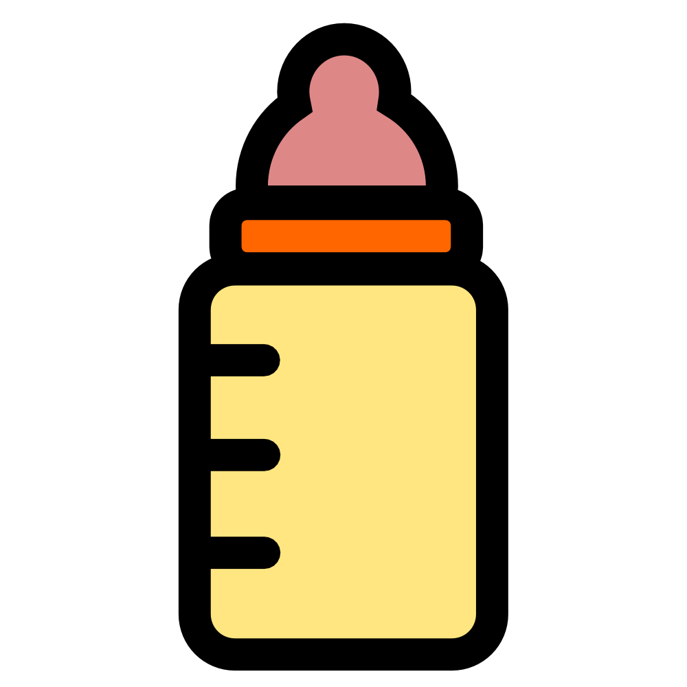 png transparent download Onlinelabels clip art icon. Bottle clipart baby bottle