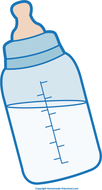 clip freeuse library Shower click to save. Bottle clipart baby boy
