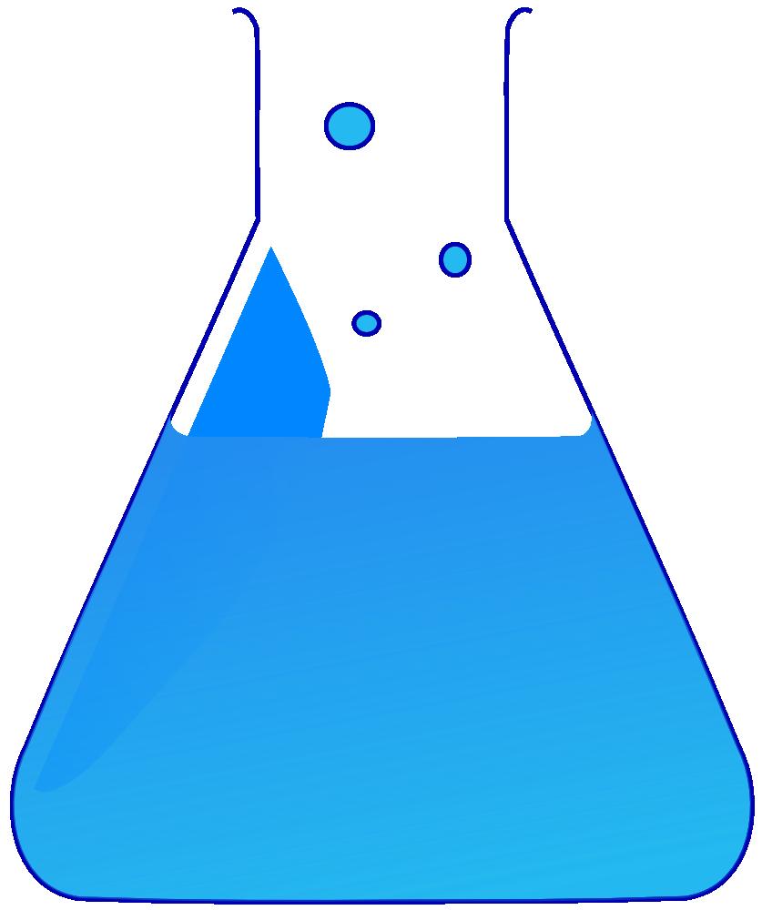 jpg transparent Bottle clipart chemistry. Onlinelabels clip art flask
