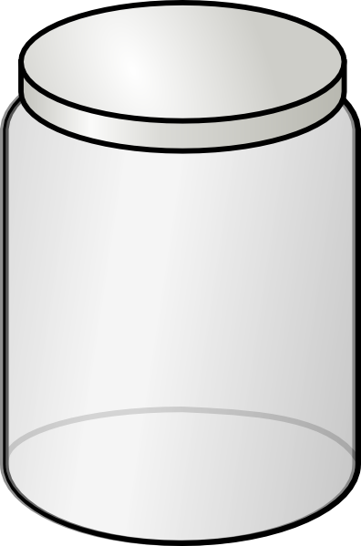 clip free download Bottle clipart glass jar. Clip art at clker