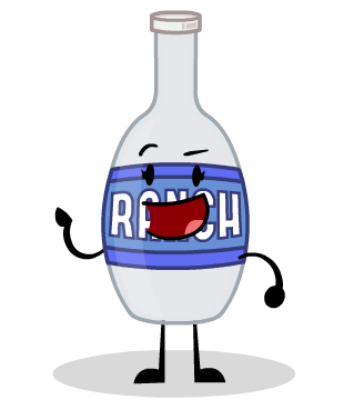 clip freeuse stock Bottle clipart ranch dressing. Commission by whiteimator on
