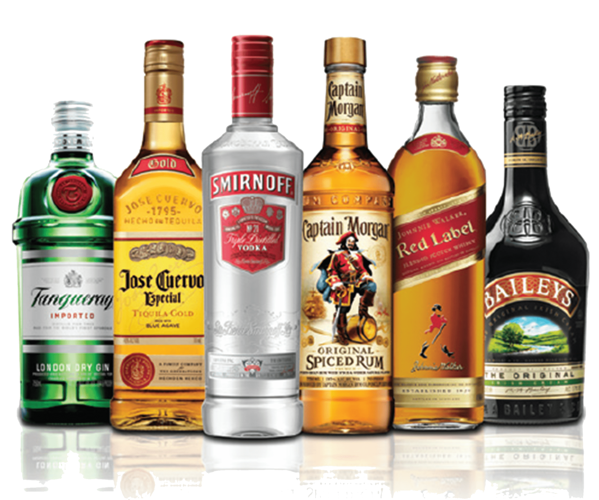 png royalty free Alcohol Bottles transparent PNG