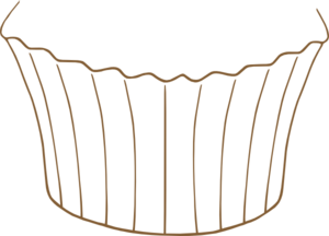 image royalty free download Cupcake Bottom Clip Art at Clker