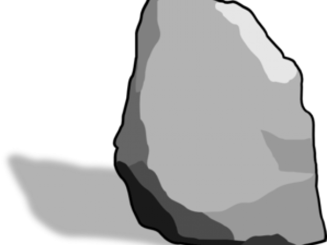 clipart Boulder clipart. Stone free on dumielauxepices.