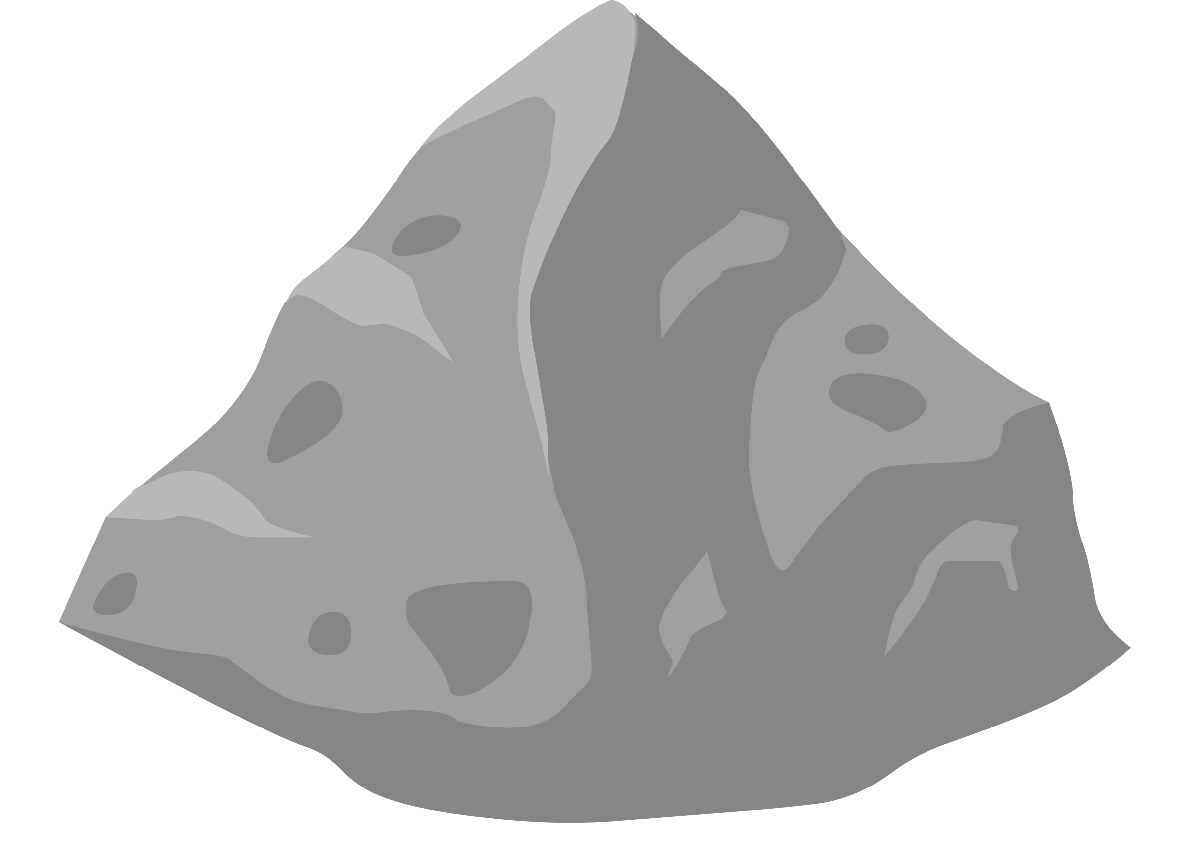png royalty free stock Glitch big rock free. Boulder clipart resources