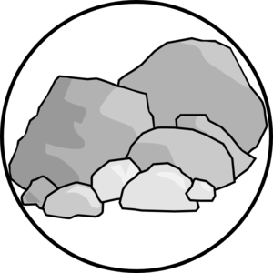 picture library stock Pebble Clipart