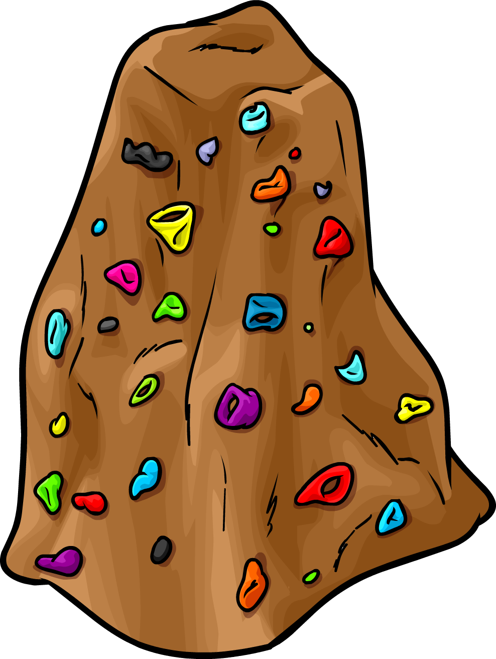 banner free library Climbing club penguin wiki. Rock wall clipart