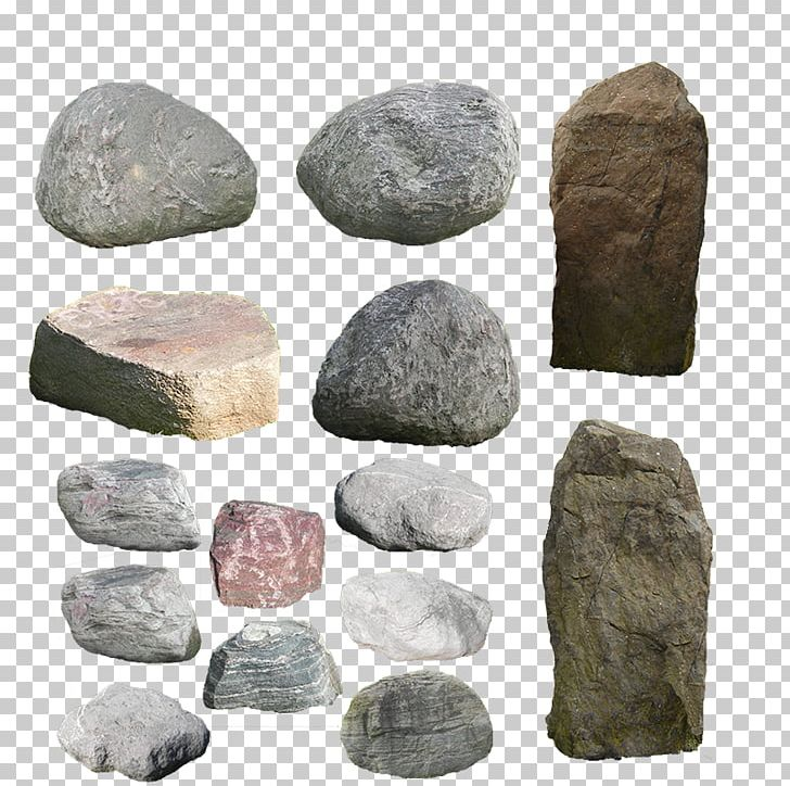 banner transparent download Wall rock png art. Boulder clipart round stone.