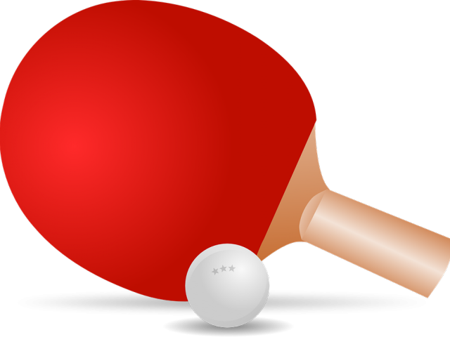graphic royalty free stock Bounce clipart ping pong ball. Net free on dumielauxepices