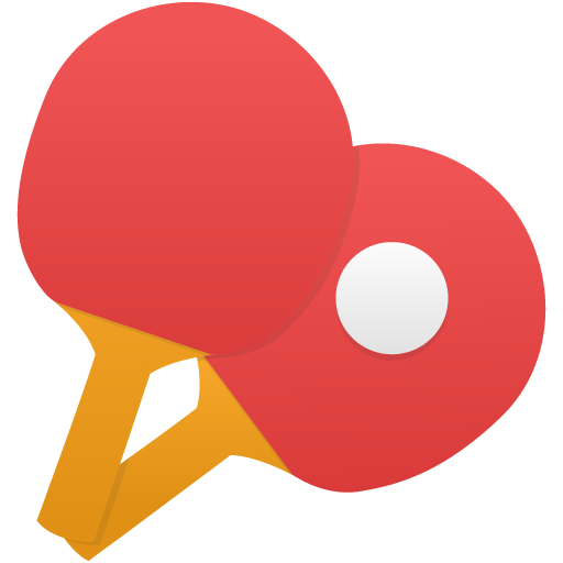 vector free library Bounce clipart ping pong ball. Group png images free