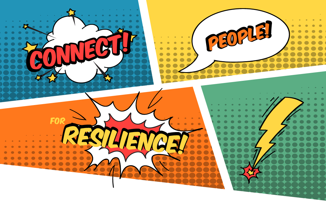 clipart download Community powered resilience curated. Bounce clipart resilient