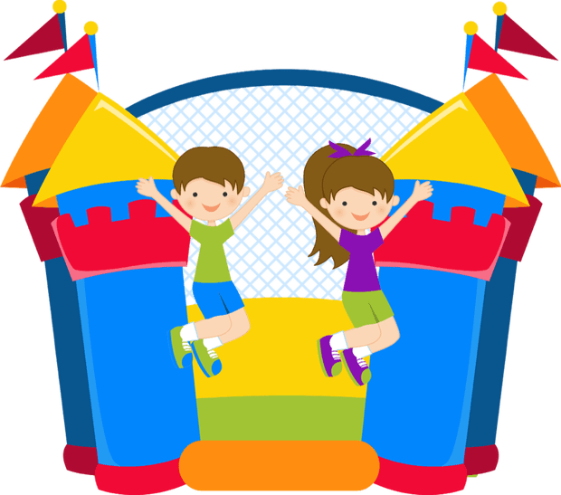 clip art free download Bounce clipart kid