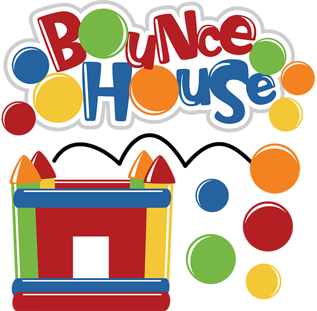 image library download Bounce clipart. House svg scrapbooking files.