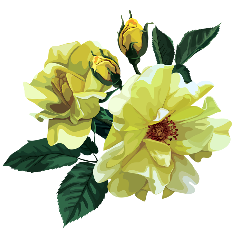 svg royalty free download Bouquet clipart animated flower. Rose cl part transparent