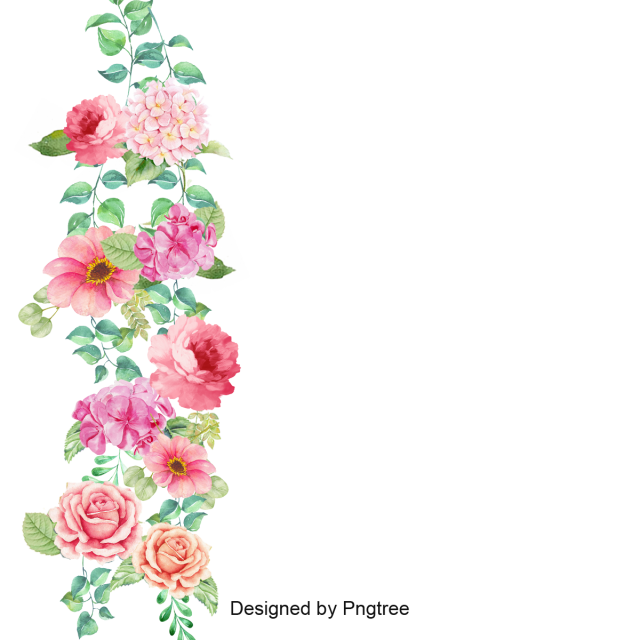 picture library stock Border vector corner pansy. Bouquet clipart colour flower