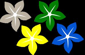 banner freeuse stock Bouquet clipart colour flower. Outline panda free images